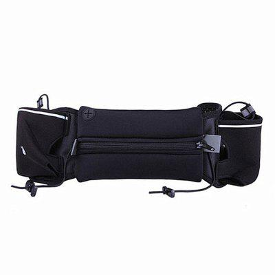 Outdoor Sports Fitness Cycling Belt Bag Gym Storage Waist Pack With