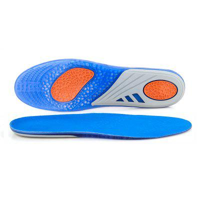 Durable Comfortable Gel Sports Walking Unisex-Adult Insoles