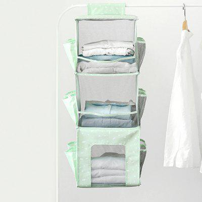 Drawer Fabric Hanging Storage Bag