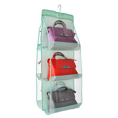 Multicolor Oxford Fabric Storage Hanging Bag