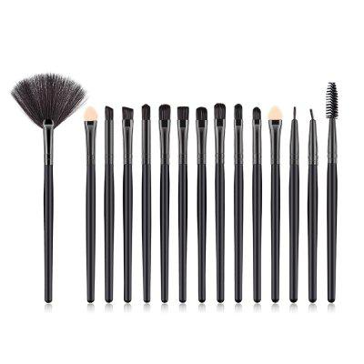 15PCS Eyeshadow Powder Brush Cosmetic Make Up Tool