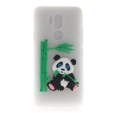 Panda Ultra Slim Flexible Shockproof Anti-Scratch Soft Case pro LG G7
