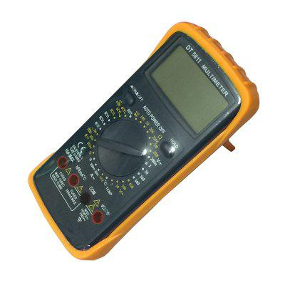 Ismartdigi IDT-5811 LCD Handheld Digital Multimeter Using for Home Car