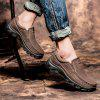 Fashion Trend Scrub Mountain Outdoor Men's Shoes - PUCE