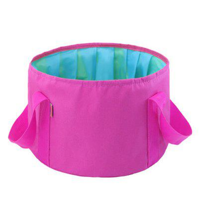 Candy Color Portable Foldable Traveling Basin
