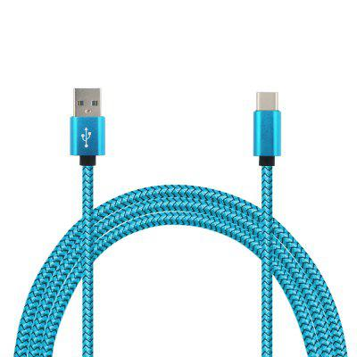 Minismile 1M Fast Charge USB3.1 Type-C to USB Data Sync Charging Cable