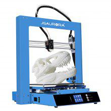 JGAURORA A1 3D Printer  High Accuracy Easy to Operate - SKY BLUE