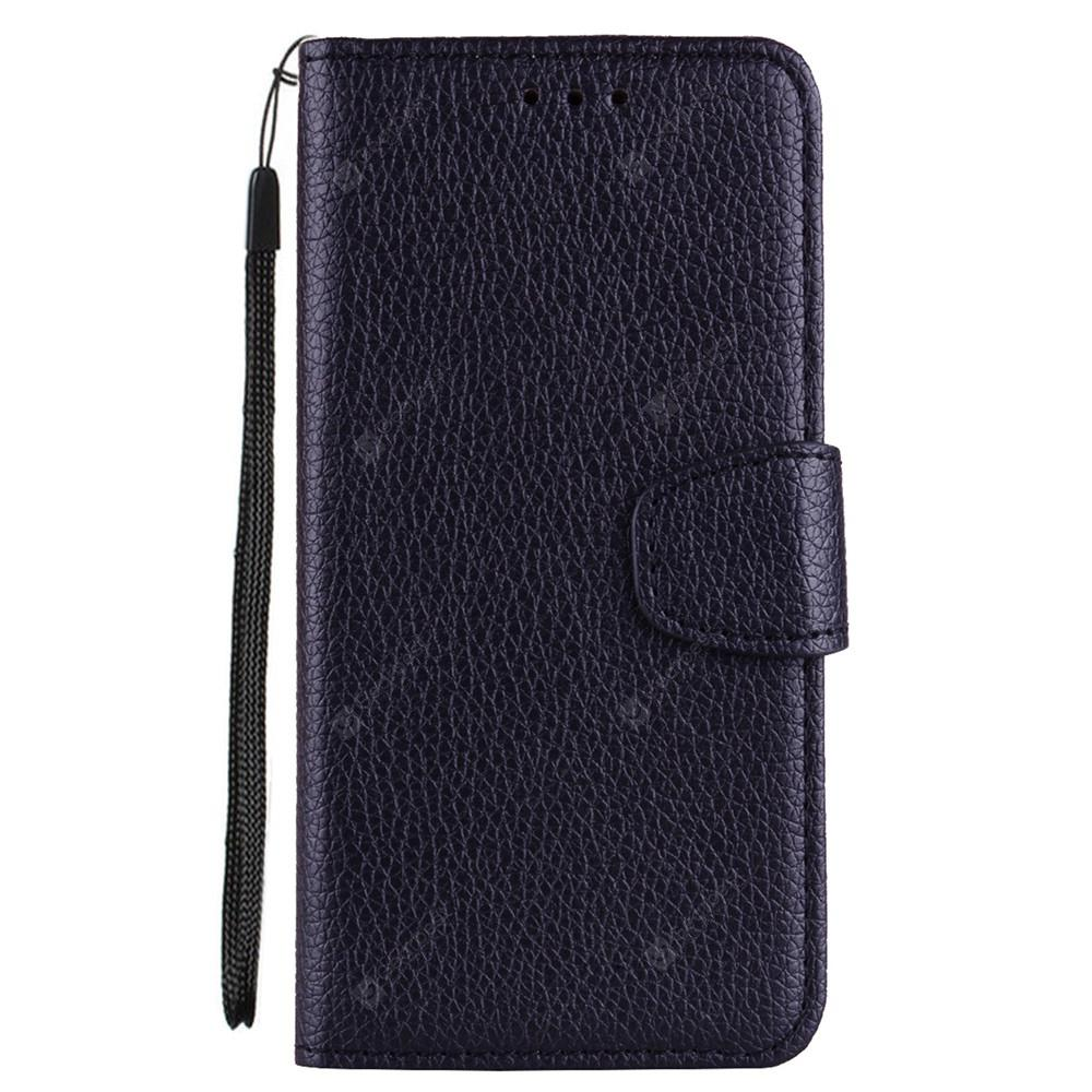 Litchi Texture Horizontal Flip Leather Case for Xiaomi Mi 8 SE - Rs284.19 Fast Shipping | GearBest India
