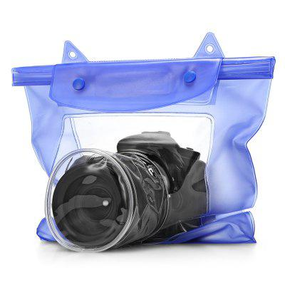 Camera 20M Water-resistant Bag Housing Case Pouch Cover for Canon/Nikon