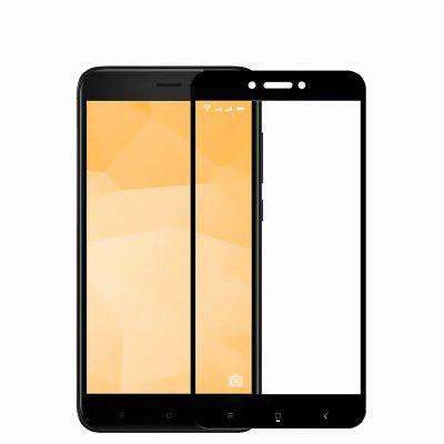 Tempered Glass Full Screen Protector for Redmi 4X