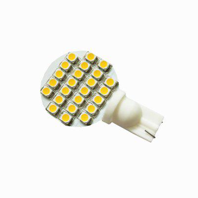 OMTO T10 Car LED 24 SMD 3528 24SMD 1210 24 Dome Lamp Auto Light Bulbs 12V