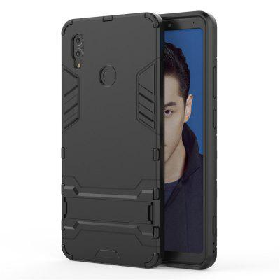 Case for Huawei Honor Note 10 Shockproof Solid Hard PC with Stand Back Cover