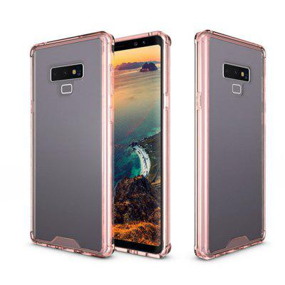 Shockproof Transparent Back Cover Hard Acrylic Case for Samsung Galaxy Note 9