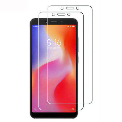 2PCS High Explosion-Proof Steel Glass Membrane for Xiaomi Redmi 6A