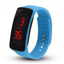 LED Electronic Watch Children's Male And Female Students Sports Watch