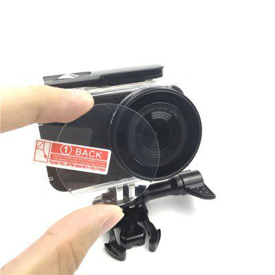 Water-resist Shell Lens Tempered  Protective Film for Xiaomi Mijia Action Camera