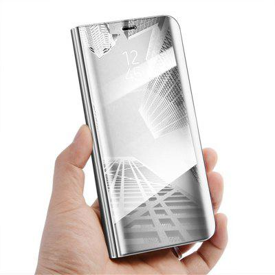 Funda para iPhone 9G Plus Smart Flip Soporte para soporte Clear View