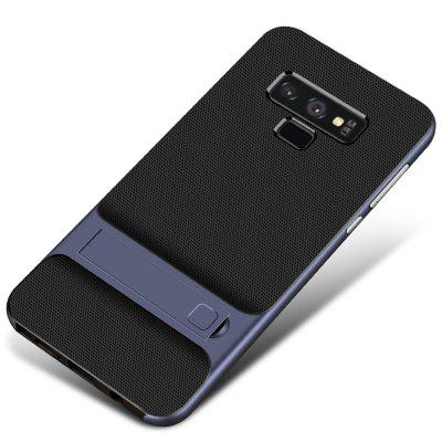 Soft TPU PC with Stand Protective Cover Case for Samsung Galaxy Note 9