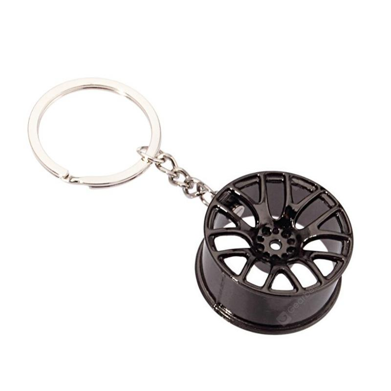 DARKER THAN BLACK Japan Animation Key Ring Key Buckle Pendant For Gifts