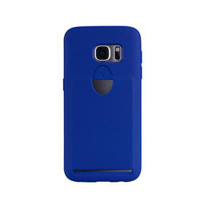 Yeshold High-Grade Candy TPU Card Protective Shell for Samsung S7 Case Cover