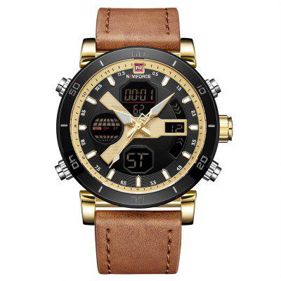 NAVIFORCE Top brand de lux pentru bărbați Fashion Quartz Digital Sport Watches