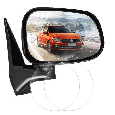 2PCS Car Rearview Mirror Rain Film