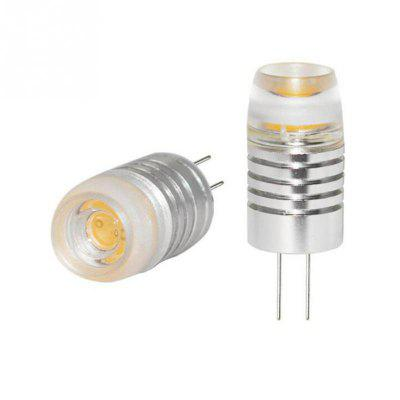 2PCS DC12V G4 LED COB Bulb 1.5W Home Spotlight Car RV Marine Boat High Power
