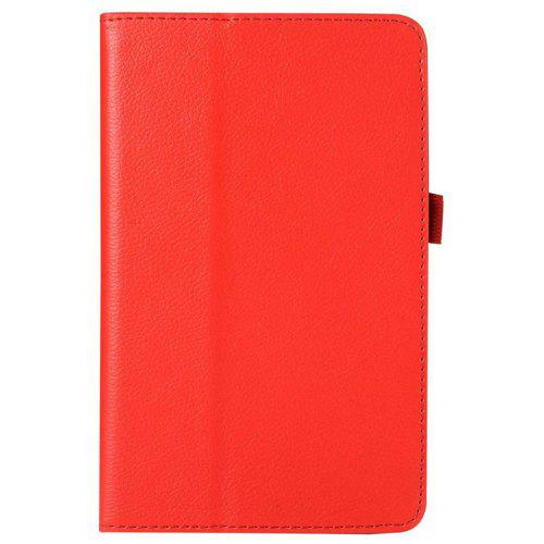 Case Flip Litchi PU Leather Wake Cover for Xiaomi Mi Pad 4