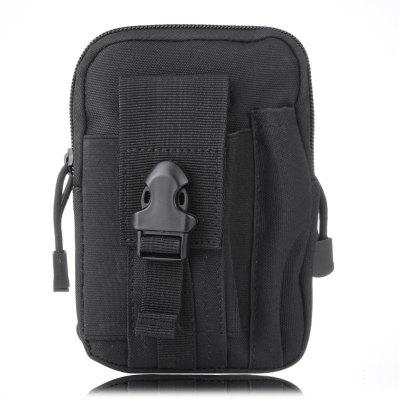 Outdoor Camping Bag Portable Tactical Military Waist Belt Wallet Climbing Pouch