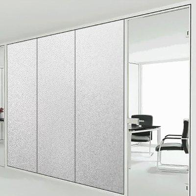 Privacy Window Film Decorative Electrostatic No Glue Sticker