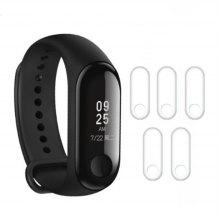 5PCS TPU Screen Protector Films for Xiaomi Mi Band 3 from Gearbest