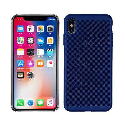 Heat Dissipation Ultra-Thin Back Cover Case for iPhone XS Max