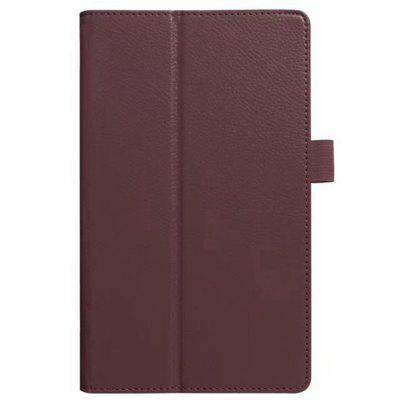 Case Flip Litchi PU Leather Wake Cover for iPad Air 2 9.7 inch