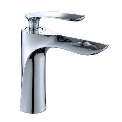 Washbasin  Faucet Bathroom Hot and Cold Water Mixing Valve
