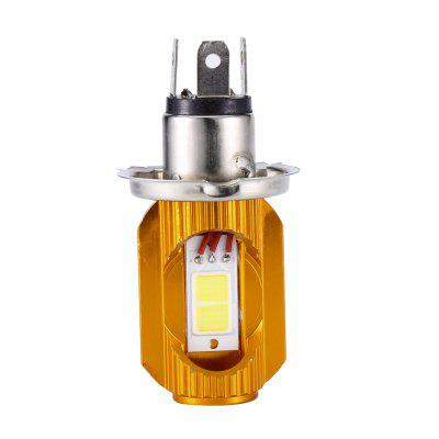 New Motorcycle LED H4 High Low Light Headlight Motorbike Bulb Lamp