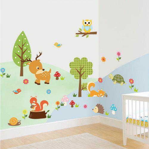 Romantic Couple Wall Stickers Vinyl Decal Mural Home Decor Removable N3