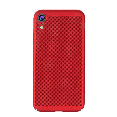 Heat Dissipation Ultra Thin Matte Hard PC Cover Case for iPhone XR