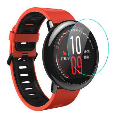 9H 0.26mm Gehard Glas Screen Film voor Xiaomi Huami Amazfit Smartwatch