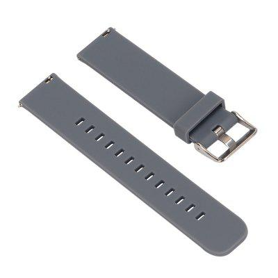 Replacement Silicone Watch Band for Samsung Gear S4 Frontier Classic 20MM