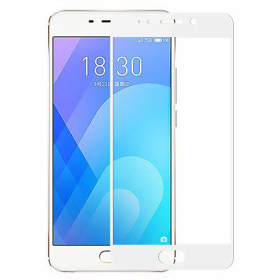 Tempered Glass Full Screen Protector for MEIZU Meilan Note 6
