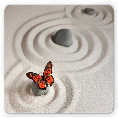 Non-slip Rubber Gaming Flying Butterfly Mousepad