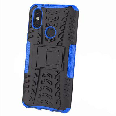 Shockproof Back Cover Armor Hard Silicone Case for Xiaomi Redmi S2