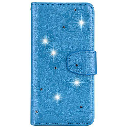 new style 8c375 a7bf0 Mirror Case Phone Wallet Leather Cover for Xiaomi Mi A2 Lite / Redmi 6 Pro