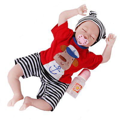 Reborn Fashion Doll Newborn Lifelike Kids Toy