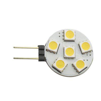 OMTO 1.5W / 2W G4 LED 5050 3528 SMD Car Marine Camper RV Light Lamp Bulb DC12V