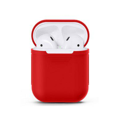 Silicone Bluetooth Wireless Earphone Case Voor Airpods Protective Cover