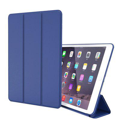 Silicone Soft Leather Smart Cover Case voor iPad Air / Air 2 / 9.7 (2017) / (2018)