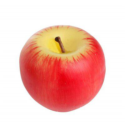 Creative Gift Simulation Artificial Apple Shape Candles Wedding Party Decoartion