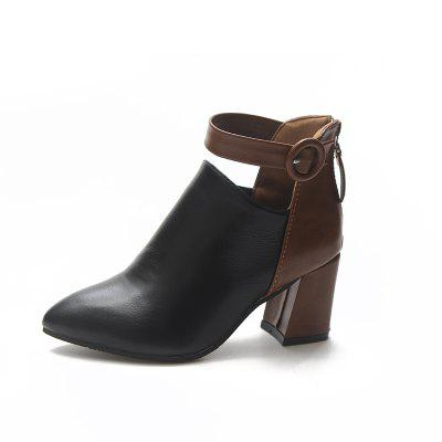 New Casual Fashion With Boots Women Shoes