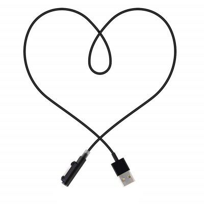 Magnetic Charging Data Cable With LED Light Compatible For Sony Xperia Z3